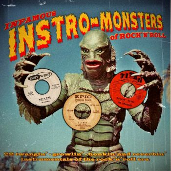V/A - INFAMOUS INSTRO-MONSTERS