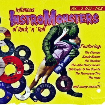 V/A - INFAMOUS INSTRO-MONSTERS VOL. 3