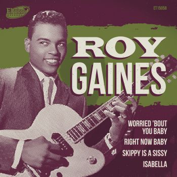 Roy Gaines - Worried 'Bout You Baby