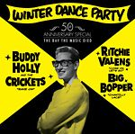 BUDDY HOLLY & THE CRICKETS, RITCHIE VALENS AND THE BIG BOPPER