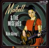 MAIBELL & THE MISFIRES - CD