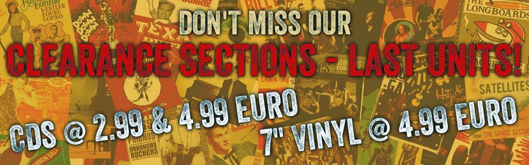New Vinyls ES