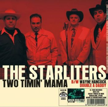 STARLITERS, THE