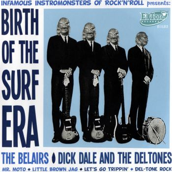 V/A - BIRTH OF THE SURF ERA 7