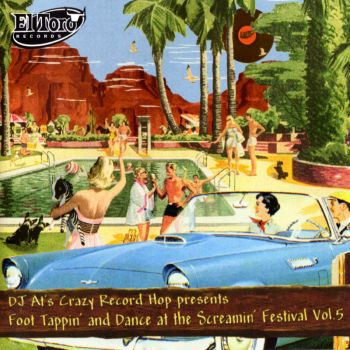 V/A - FOOT TAPPIN' & DANCE AT SCREAMIN' FESTIVAL VOL. 5