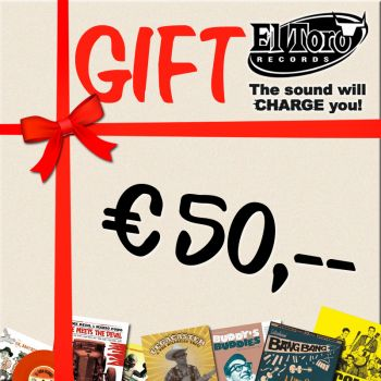 50.00 Euro Gift Certificate