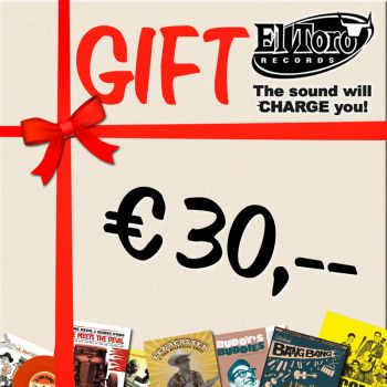 30.00 Euro Gift Certificate