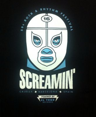SCREAMIN' 2013 T-SHIRT FOR BOYS