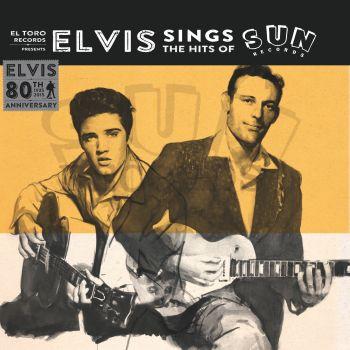 ELVIS PRESLEY - ELVIS SINGS THE HITS OF SUN