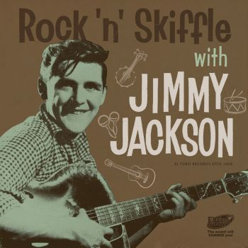 JIMMY JACKSON - ROCK N' SKIFFLE