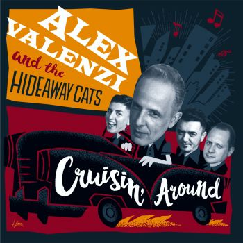 ALEX VALENZI - CRUISIN' AROUND