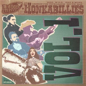 HONKABILLIES, THE - VOL. 1