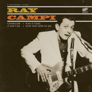 RAY CAMPI - CATAPILLAR + 3