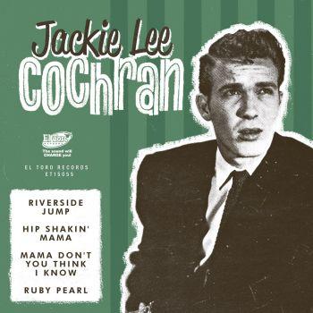 JACKIE LEE COCHRAN – RIVERSIDE JUMP + 3