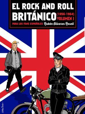 EL ROCK BRITANICO 56 - 64 - Book