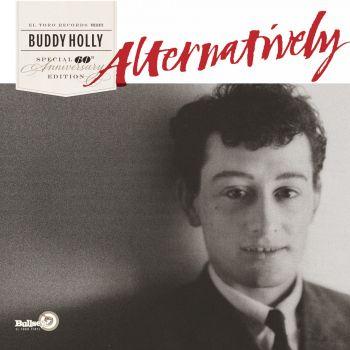 BUDDY HOLLY - ALTERNATIVELY - VINYL LP