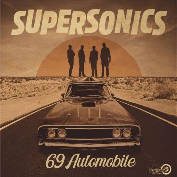SUPERSONICS - 69 AUTOMOBILE - VINYL LP