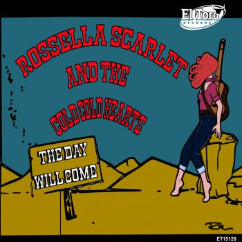 ROSSELLA SCARLET  - THE DAY WILL COME - VINYL EP