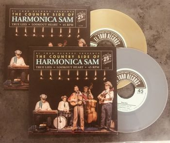 THE COUNTRY SIDE OF HARMONICA SAM - LOOKOUT HEART
