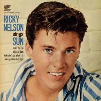 RICKY NELSON- SINGS SUN  - VINYL EP