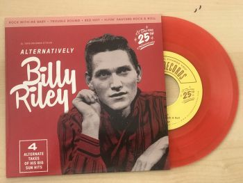 BILLY RILEY - ALTERNATIVELY - VINYL EP