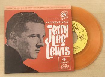 JERRY LEE LEWIS - ALTERNATIVELY - VINYL EP