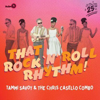 TAMMI SAVOY & THE CHRIS CASELLO COMBO VINYL LP