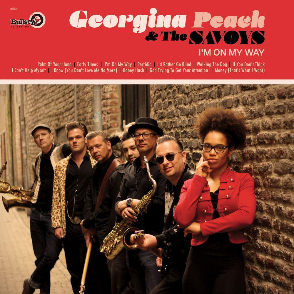 GEORGINA PEACH & THE SAVOYS - I'M ON MY WAY