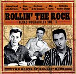V/A - TEXAS ROCKABILLY VOL.2 - ROLLIN' THE ROCK