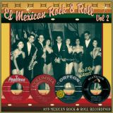 V/A - EL MEXICAN ROCK AND ROLL VOL 2
