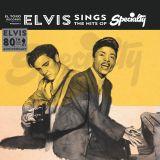 ELVIS PRESLEY - ELVIS SINGS THE HITS OF SPECIALTY