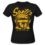 SANTI'S BEACH BAR GIRLIE T-SHIRT - DANCE