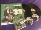 JOHN LEWIS - 33 YEARS - 2 Vinyl + 2 CD