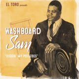 WAHBOARD SAM - DIGGIN' MY POTATOES