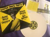 VINYL LP - BUDDY HOLLY & THE CRICKETS, RITCHIE VALENS AND THE BIG BOPPER - WINTER DANCE PARTY