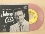 JOHNNY CASH - ALTERNATIVELY - VINYL EP