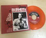 DORSEY BURNETTE - TIL THE LAW SAYS STOP! - VINYL EP